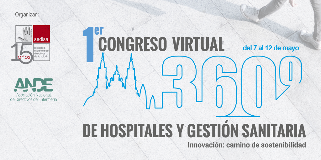 I Congreso Virtual de hospitales y gestión sanitaria