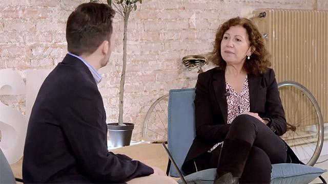 Diálogo entre Sergio Martín Fernández y Mercedes Galindo Rubio